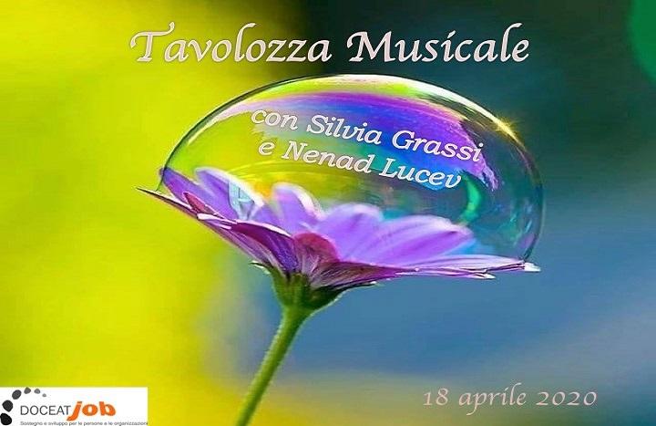 """Seminario esperienziale """"Tavolozza Musicale"""""""
