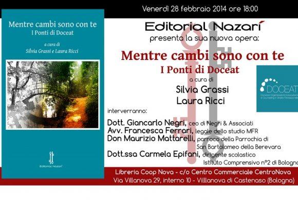 Presentazione del nostro libro a Bologna