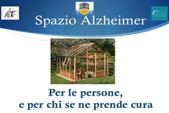 """""""Spazio Alzheimer"""" – per sostenere chi ne è affetto e i loro cari"""
