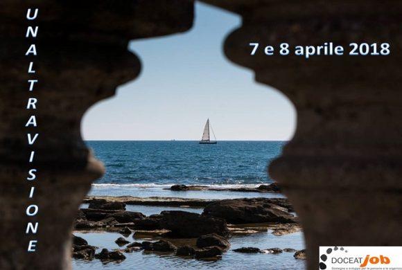 UNALTRAVISIONE in barca a vela – 7 e 8 Aprile 2018