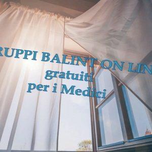 Gruppi Balint online per medici