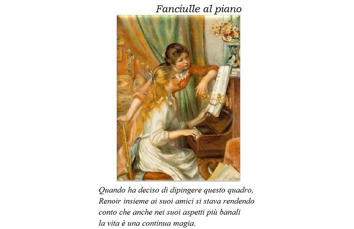 Fanciulle al piano